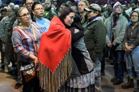 North Dakota casino bill Standing Rock