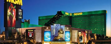 MGM sues online casino
