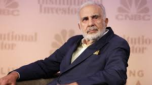 Icahn's name dragged into Walters case