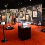 Elvis memorabilia Westgate International Las Vegas