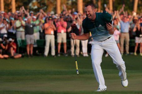 Sergio Garcia Masters odds Augusta National