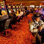 Connecticut casinos gaming revenue decline