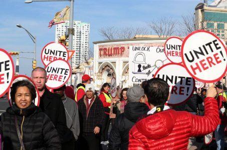 Hard Rock Atlantic City Local 54 Trump Taj