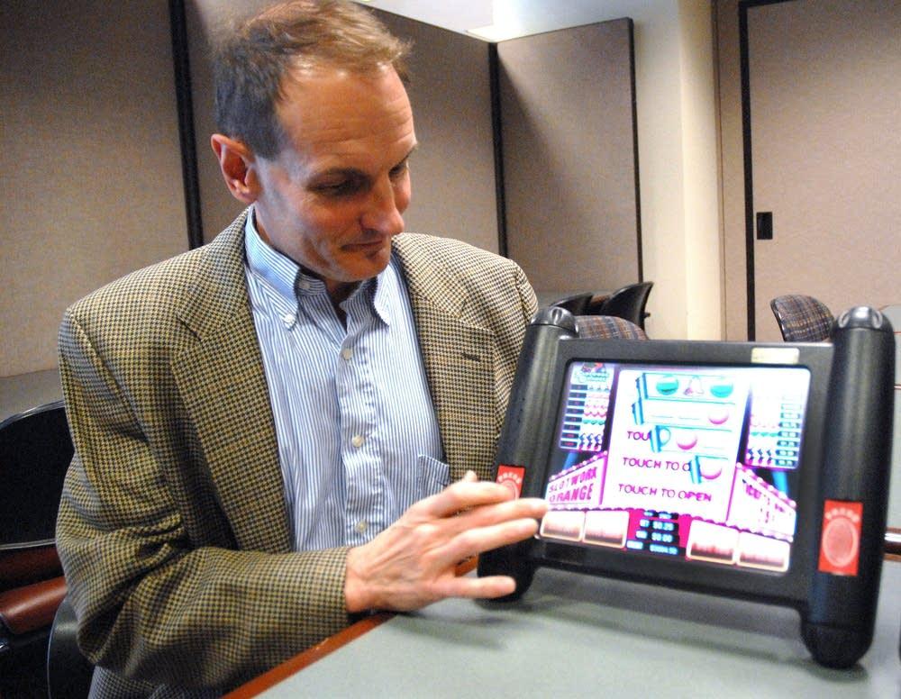 Pennsylvania tablet gambling airport