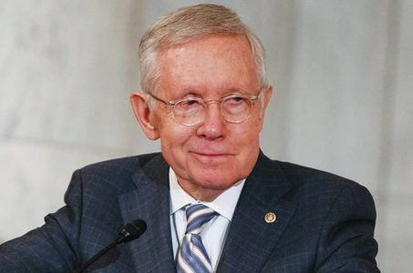 Harry Reid Nevada senator UNLV Law MGM