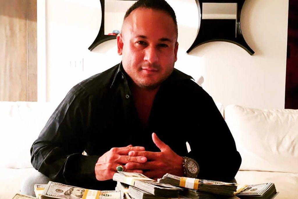 """Vegas"" Dave Oancea arrested after arraignment"