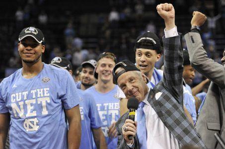 NCAA odds UNC North Carolina Gonzaga