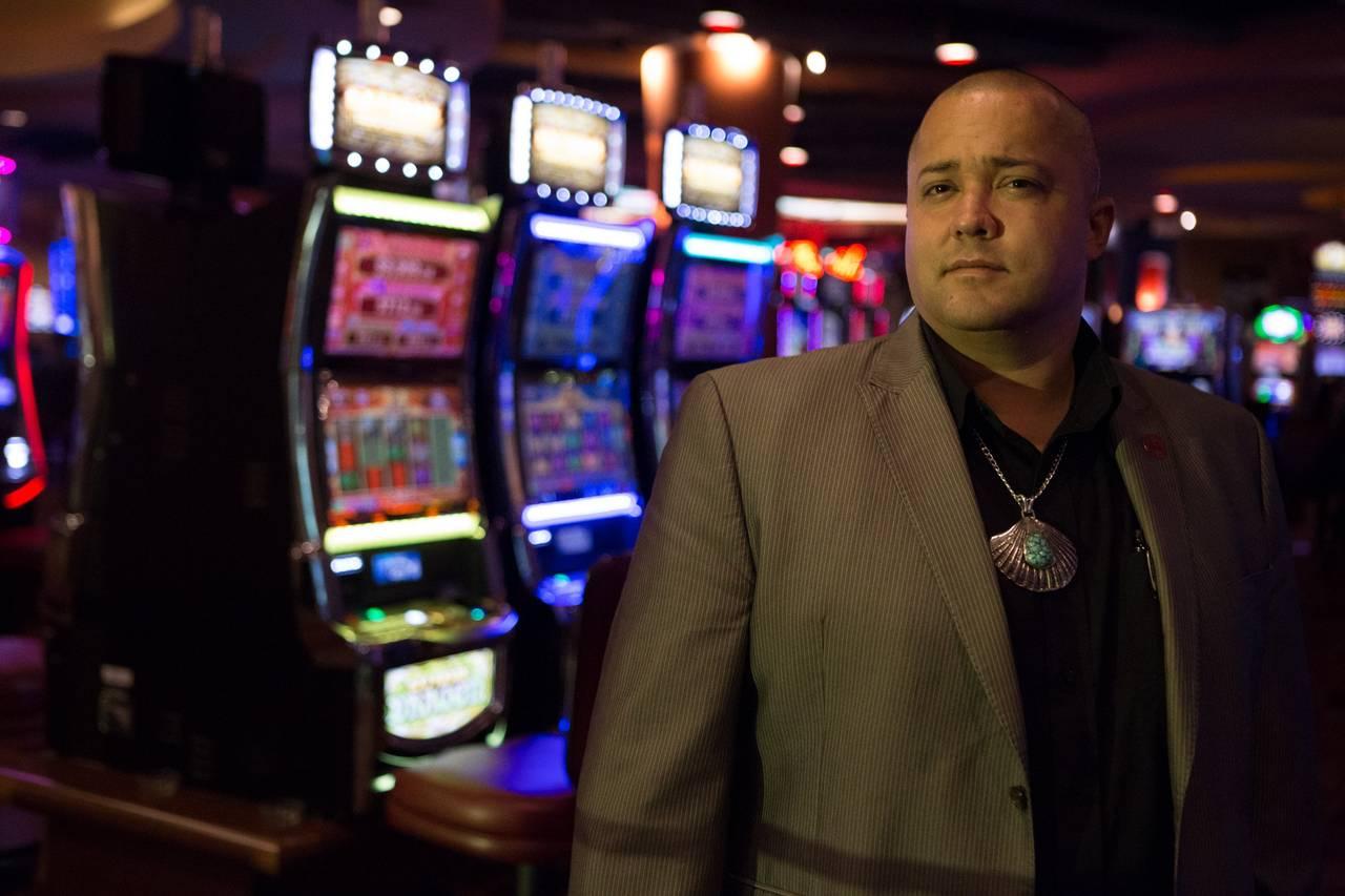 New Mexico gaming compact Pojoaque Pueblo