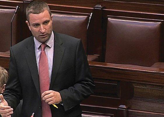 Irish criminals launder money through bookies, says Collins
