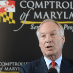 Maryland casinos Comptroller Peter Franchot