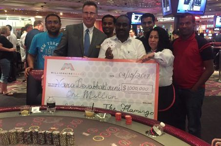 Flamingo $1 million