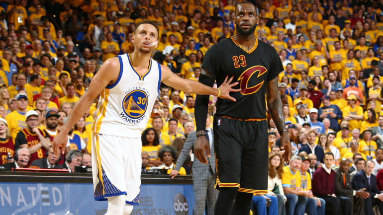 NBA Finals Odds Once Again Favor Warriors and Cavs, but Spurs and Celtics Stand in Rubber Match ...