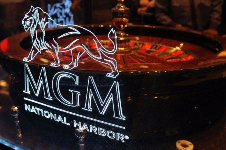 Maryland casinos revenue MGM National Harbor