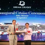 Genting Cruise Line Makes Maiden Voyage to Japan's Okinawa