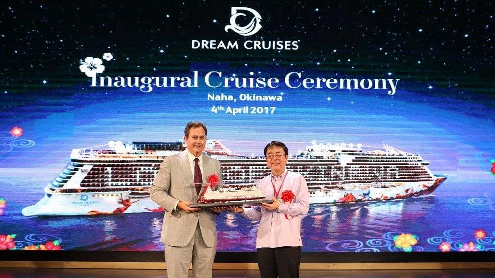 Genting cruise line Dream Cruises Japan casino