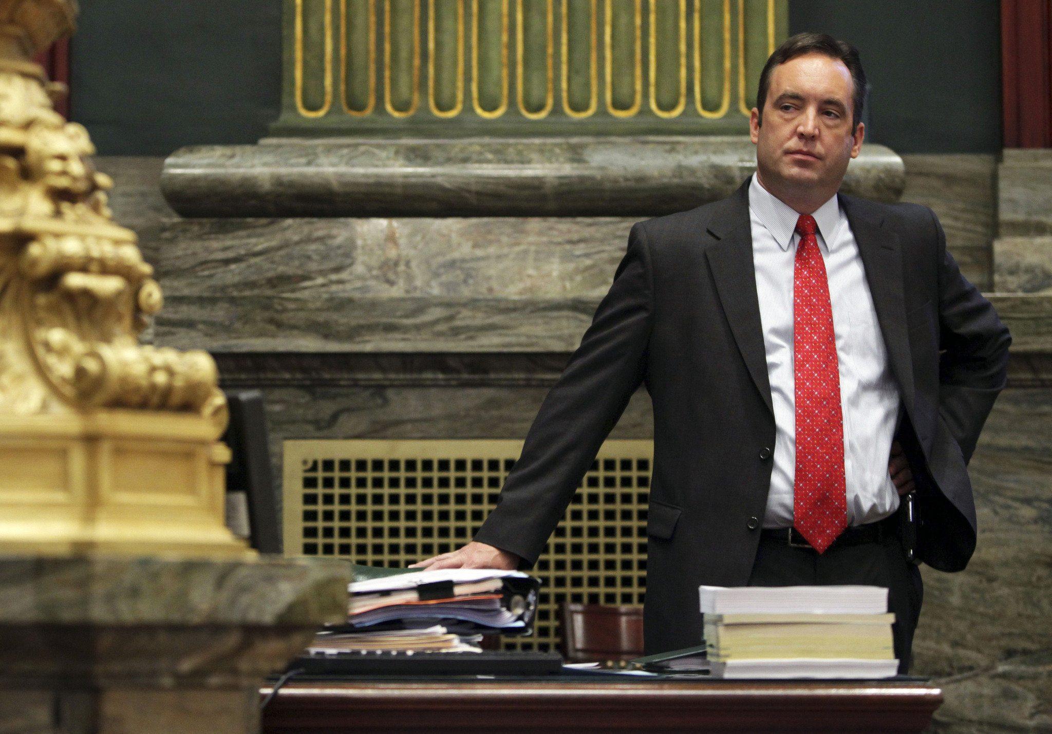 Pennsylvania expanded gambling Jake Corman