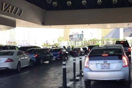 MGM parking fees