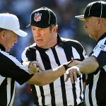 Seton Hall poll sports betting NFL referees