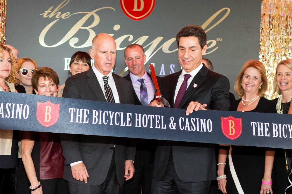 Bicycle Casino federal investigation