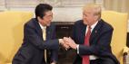 Japan casino gambling bill Shinzo Abe
