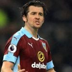 Joey Barton banned from soccer for gambling