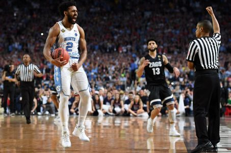 North Carolina UNC March Madness Gonzaga