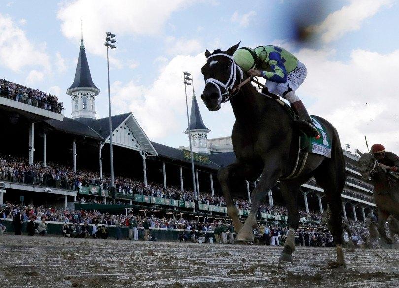 Always Dreaming Kentucky Derby odds