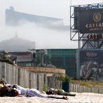 Atlantic City casino revenue April