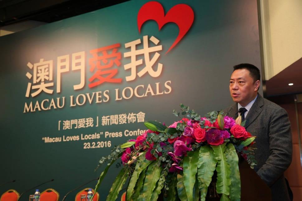 Macau gambling rate study