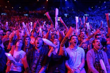 Esports audience not has big as mainstream sports