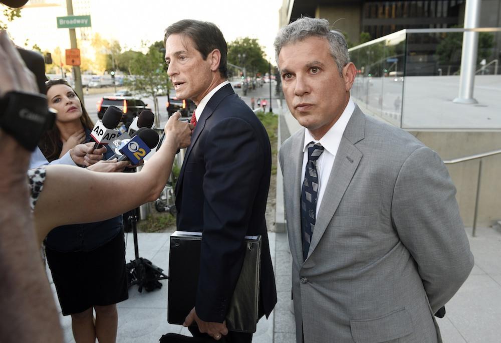 Former Alanis Morissette manager Jonathan Schwartz imprisoned