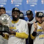 Golden State Warriors Reach Third Straight NBA Finals, Bettors Like What They See