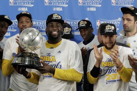Golden State Warriors NBA Finals Cleveland Cavaliers