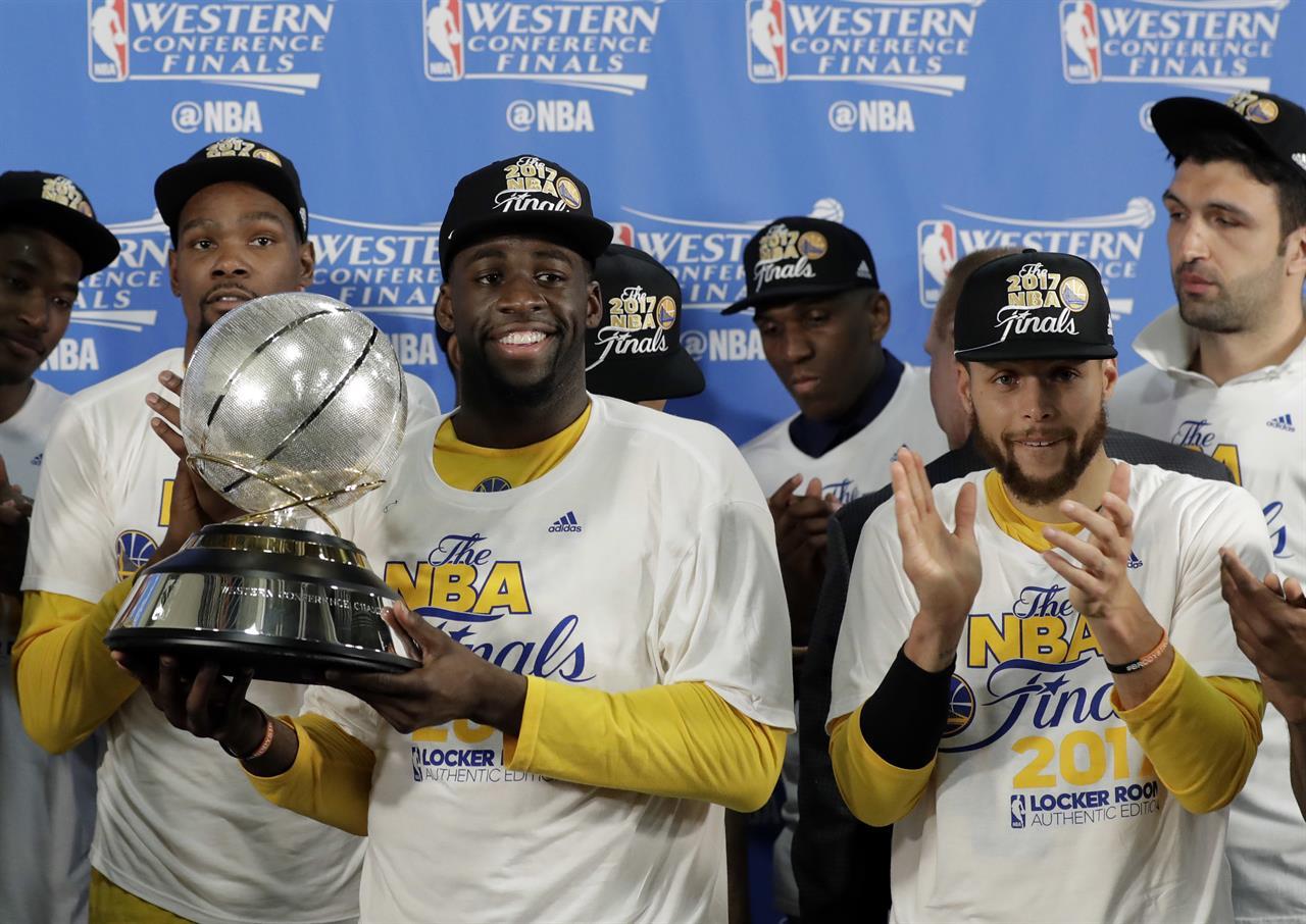 Golden State Warriors NBA Finals Cleveland Cavaliers