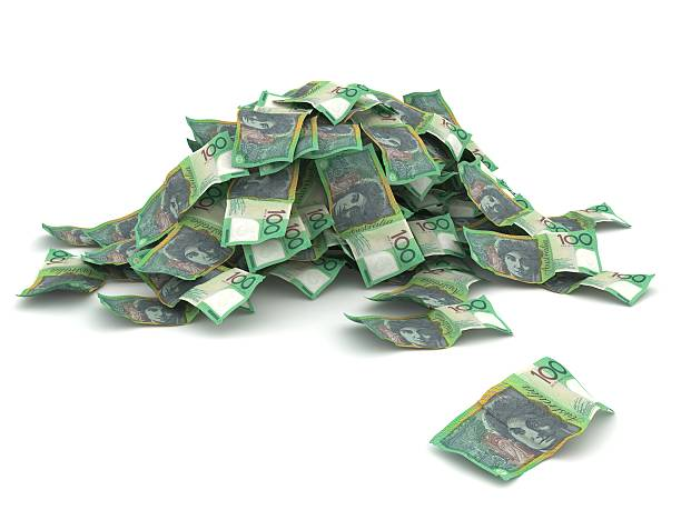 Money Origami Using Australian Bank Notes | Blogs of Noteworthy ... | 459x612