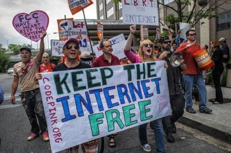 net neutrality FCC rules online gaming