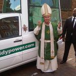 Paddy Power pope Donald Trump odds
