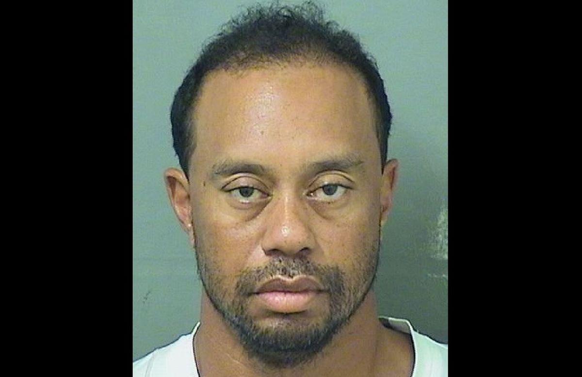 Tiger Woods DUI arrest golf odds