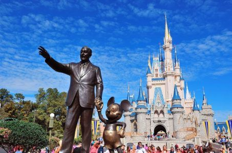 Walt Disney Florida lobbying Seminole casino