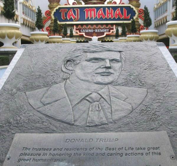 Trump Taj Mahal Hard Rock sale