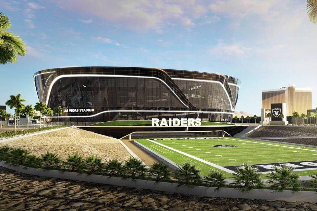 Las Vegas Raiders Stadium