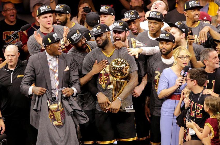NBA Finals odds Cavaliers Warriors