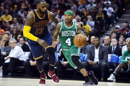 NBA odds Cavaliers Celtics Finals