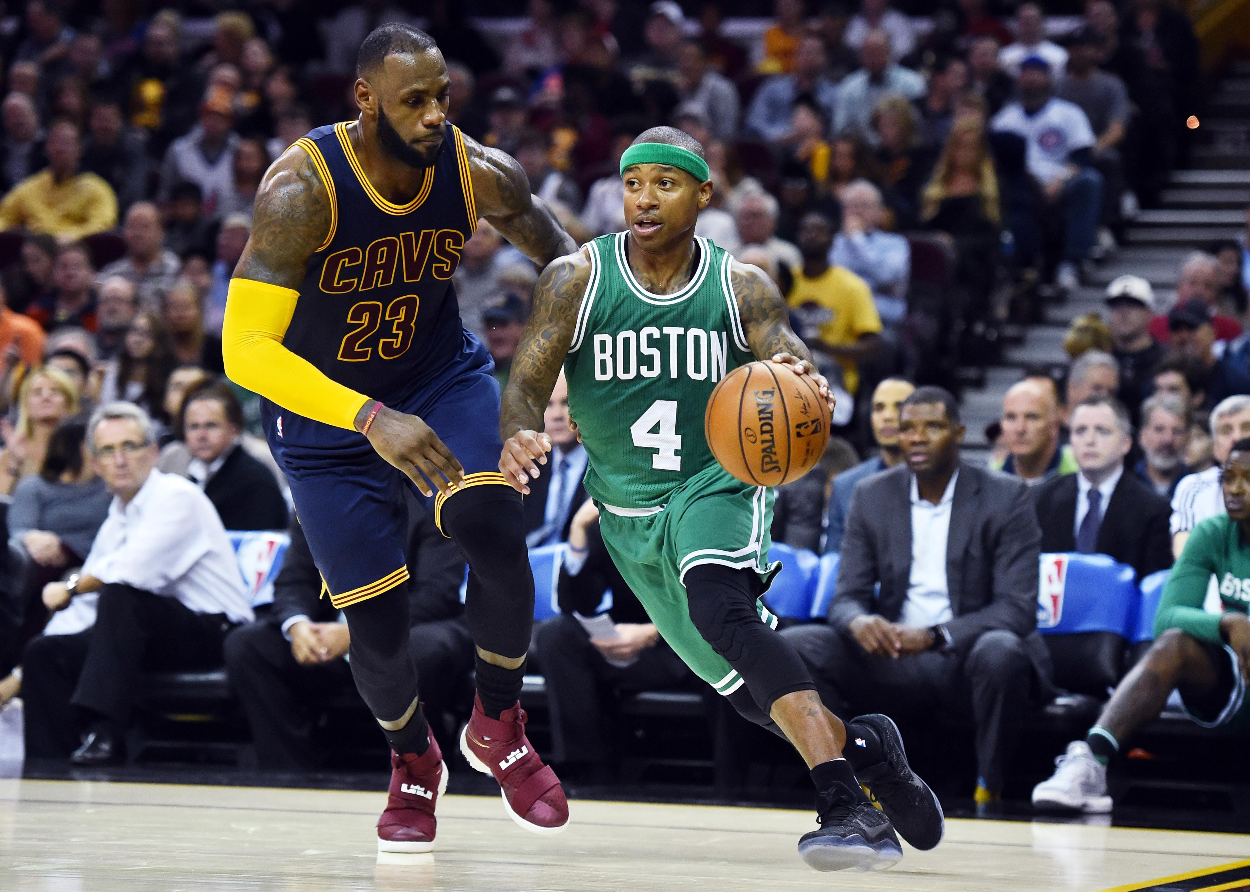 NBA odds Cavaliers Celtics Finals