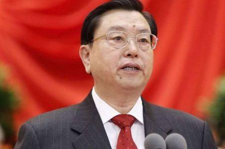 Zhang Dejiang visits Macau