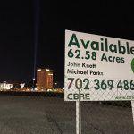 Las Vegas Raiders land sold Russell Road