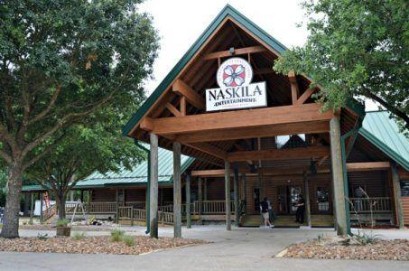 Alabama-Coushatta bingo parlor battle