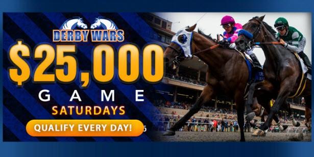 Derby Wars Fantasy Horse Racing