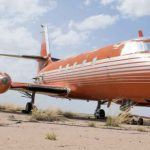 Elvis private jet for sale