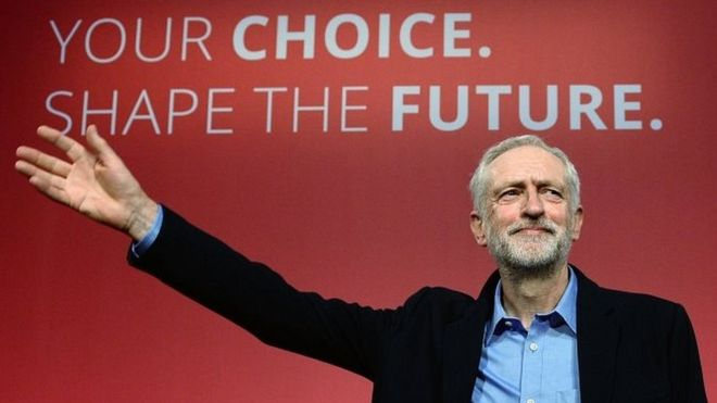 Jeremy Corbyn FOBT Labour Party manifesto